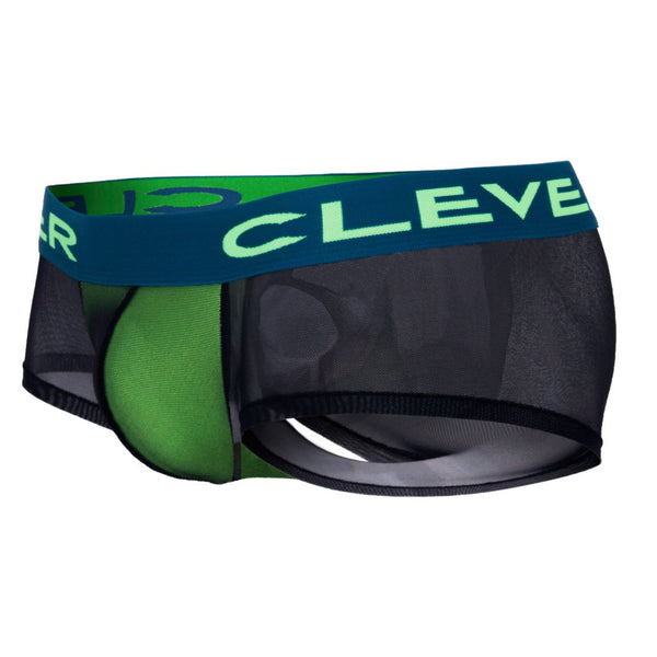 2319 Majestic Latin Boxer Color Green