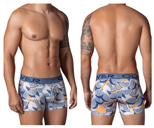 2327 Garden Boxer Color Blue