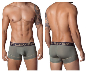 2331 Mark Latin Boxer Color Green