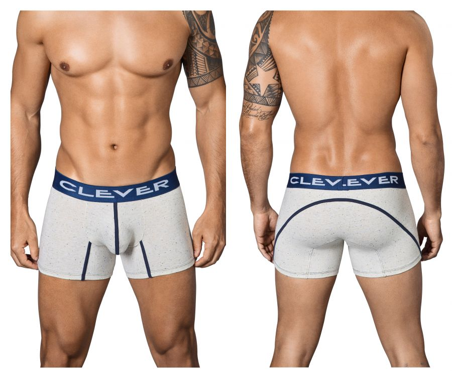 2337 Sparkies Boxer Briefs Color Gray