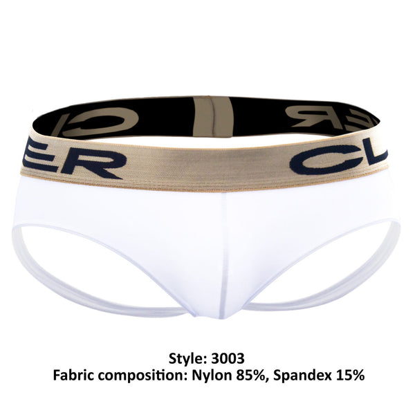 3003 Jade Jockstrap Color White
