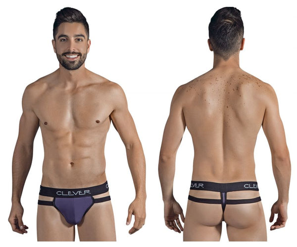 3005 Crystal Jockstrap Color Gray