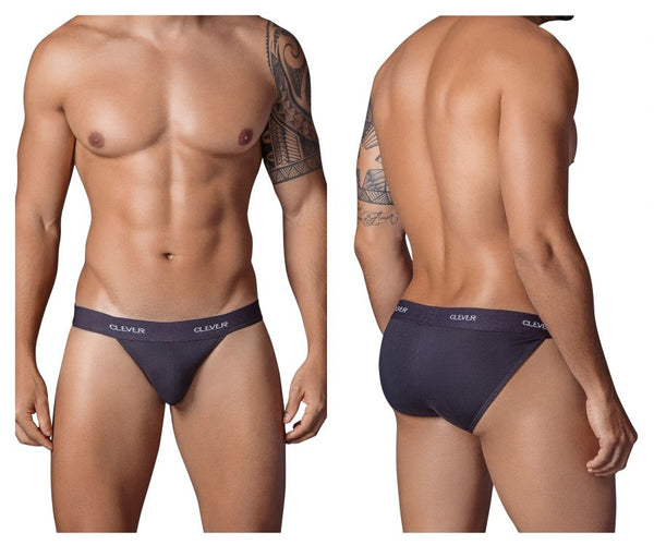 5156 New Wave Brief Color Black