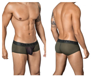 5181 Wood Stock Cheeky Briefs Color Green
