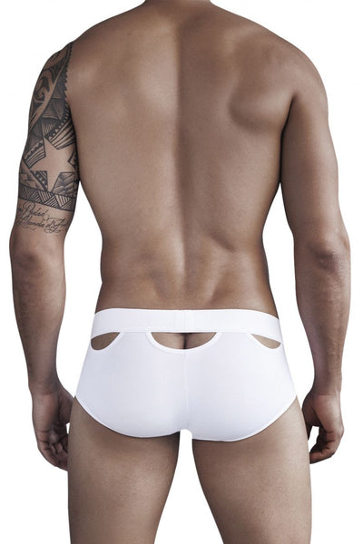 5204 Samba Brief Color White