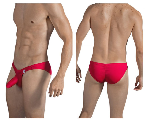 5253 Boner Briefs Color Red