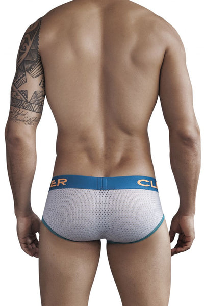 5271 Sounds Of Machu Picchu Piping Brief Color Gray