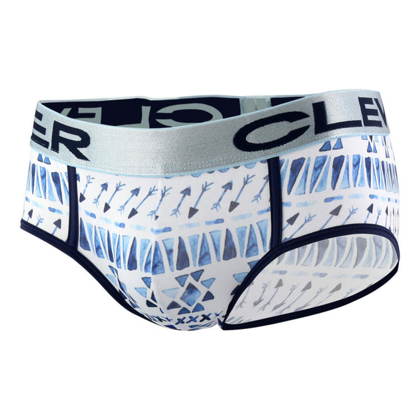 5280 Scandinavian Piping Brief Color Blue