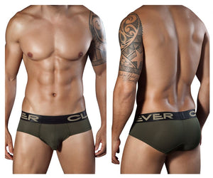 5284 Cardinal Classic Brief Color Green