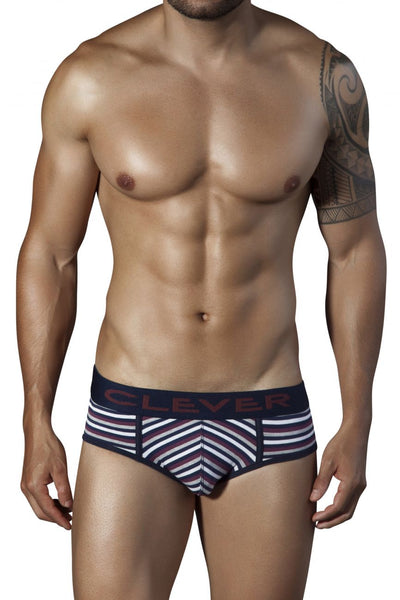 5286 Elite Piping Brief Color Grape