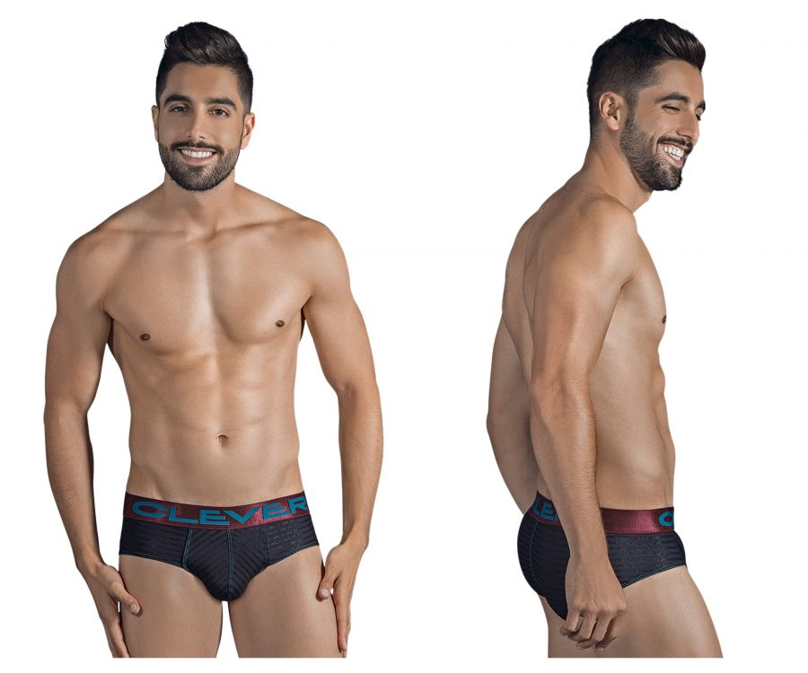 5292 Egyptian Briefs Color Black