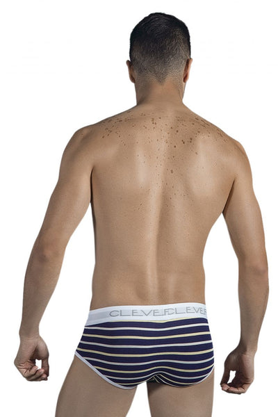5297 Wine Briefs Color Blue