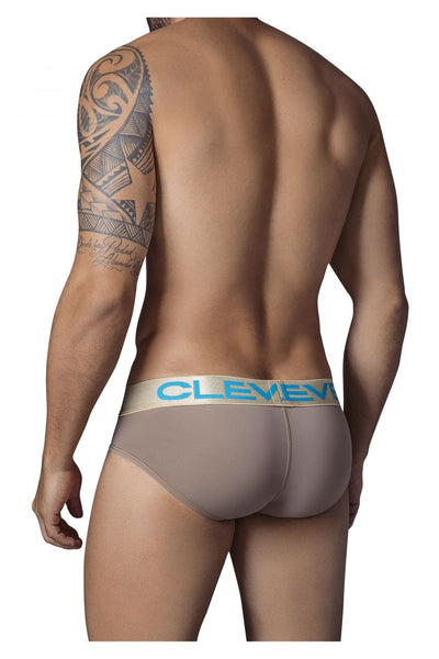 5323 Navy Latin Brief Color Brown