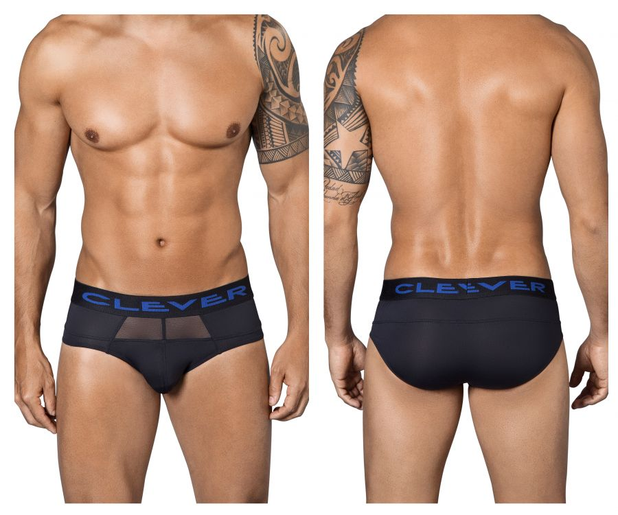 5335 Divo Briefs Color Black