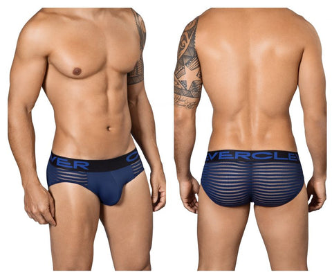 5336 Parkour Latin Briefs Color Blue