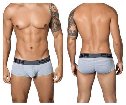 5338 Bohemian Cheeky Briefs Color Gray