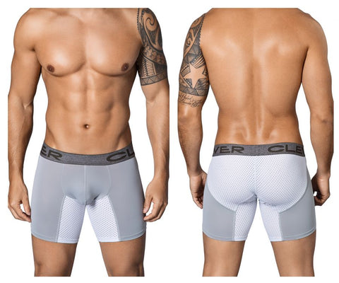 9157 Wild Street Boxer Briefs Color Gray
