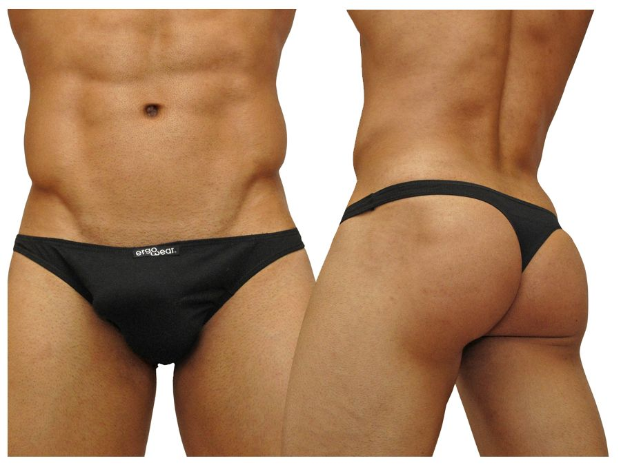 EW0140 FEEL Thong Color Black