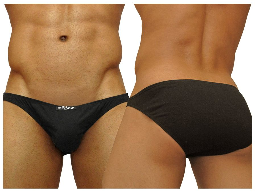 EW0157 FEEL Bikini Color Black