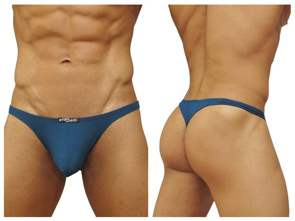 EW0231 X3D Suave Thong Color Turquoise