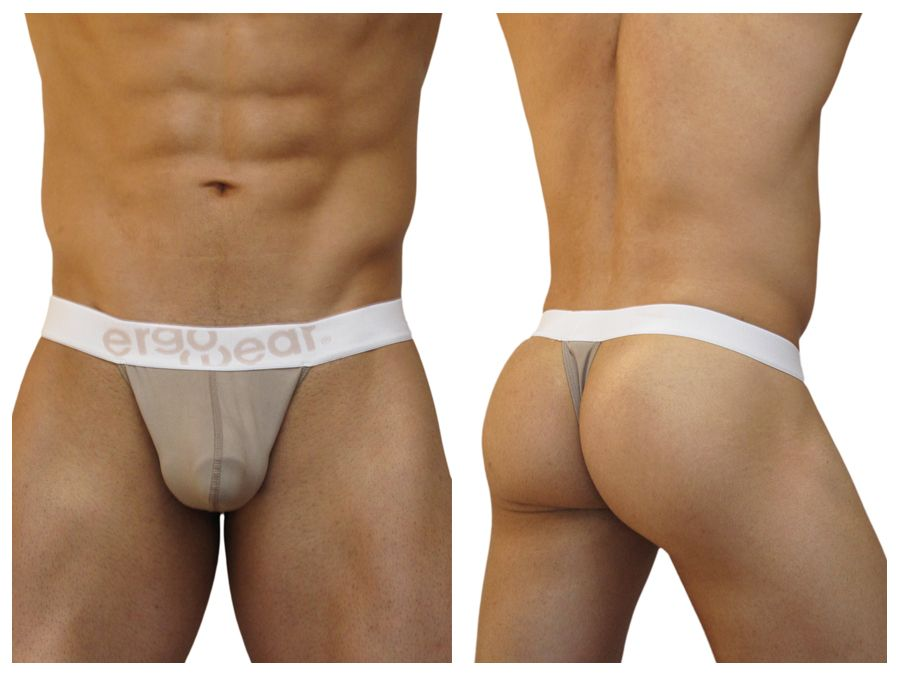 EW0262 MAX Suave Thong Color Brown