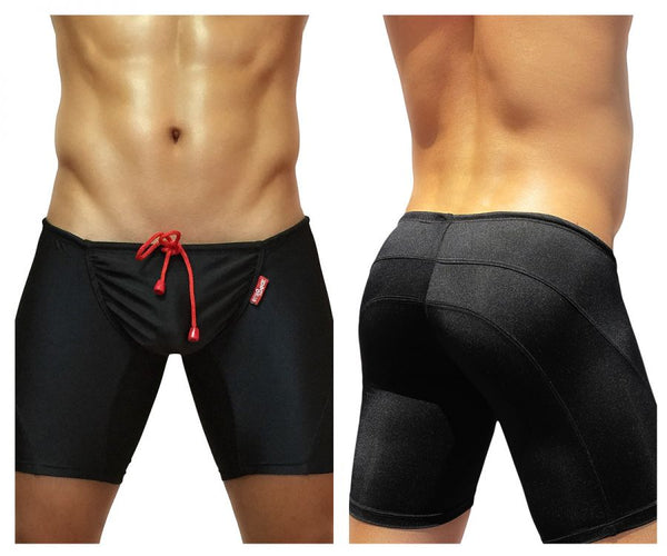 EW0415 FEEL Swim Trunk Color Black