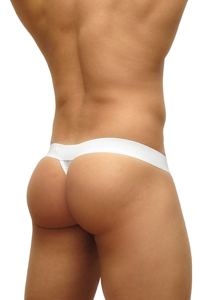 EW0460 MAX Mesh Thongs Color White