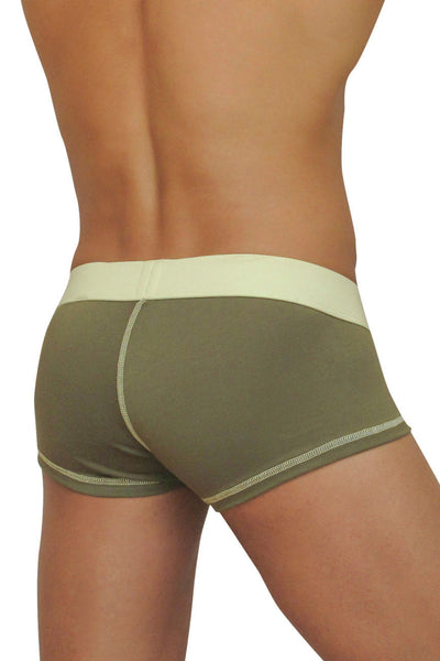 EW0475 MAX Light Boxer Briefs Color Green