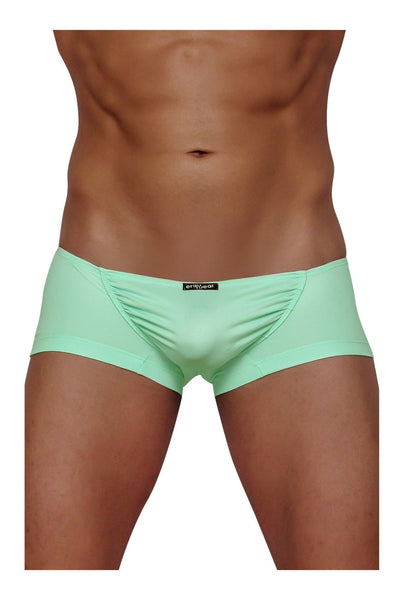 EW0510 FEEL Suave Boxer Briefs Color Green