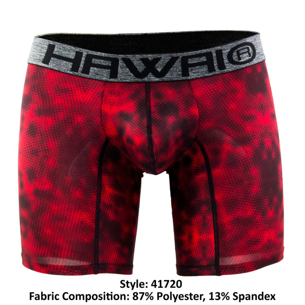 41720 Boxer Briefs Color Red