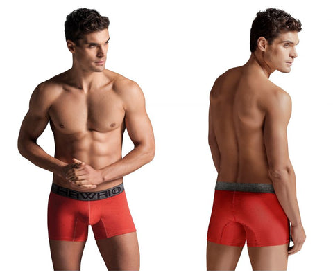 41726 Boxer Briefs Color Coral