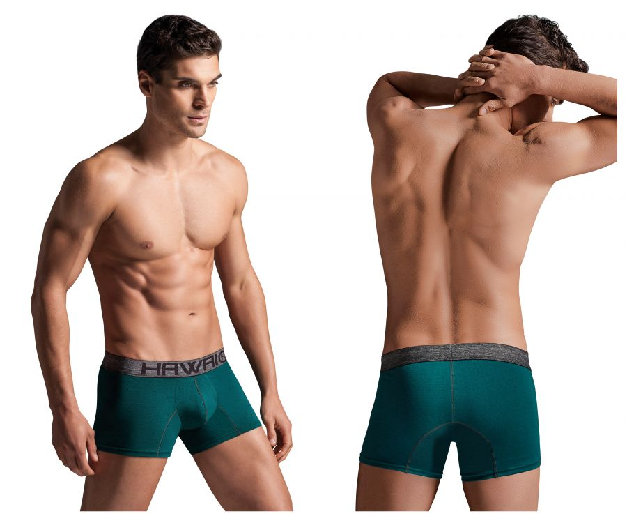 41726 Boxer Briefs Color Green