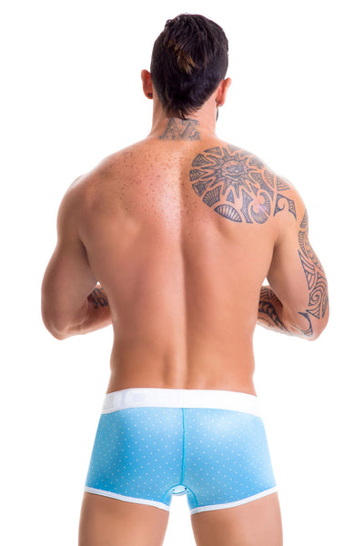 0396 Dandy Boxer Briefs Color Light-Blue
