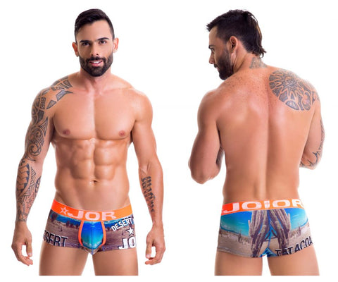 0399 Tatacoa Boxer Briefs Color Multi-colored