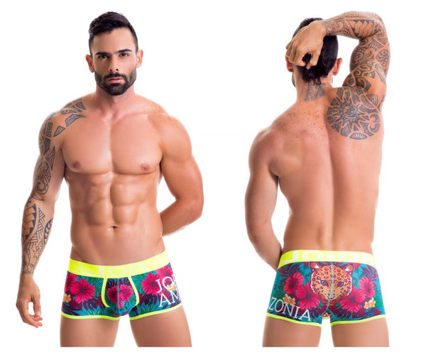 0404 Amazonia Boxer Briefs Color Multi-colored