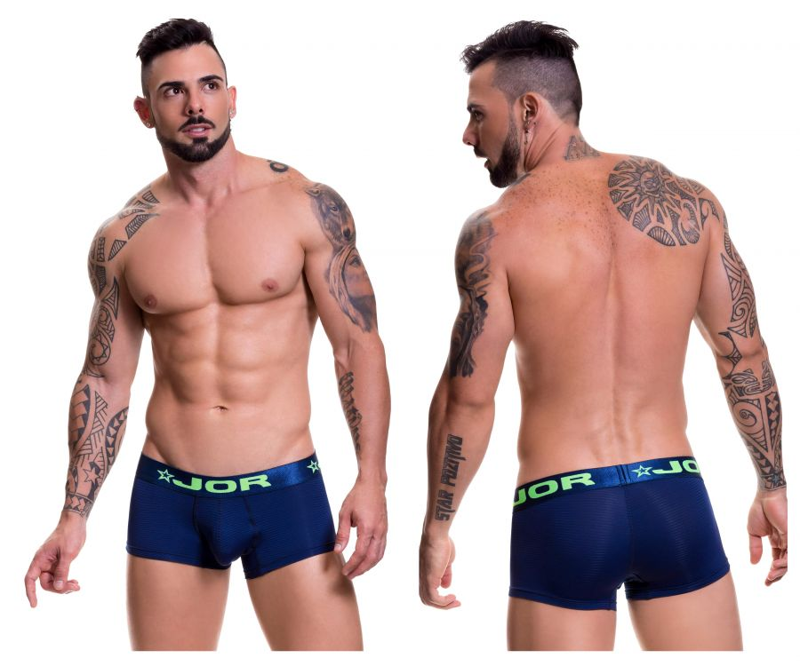 0456 Kabala Boxer Briefs Color Blue