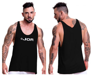 0517 Game Tank Top Color Black