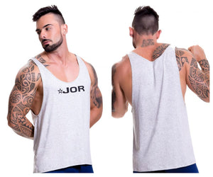 0517 Game Tank Top Color Gray
