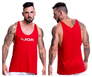 0517 Game Tank Top Color Red