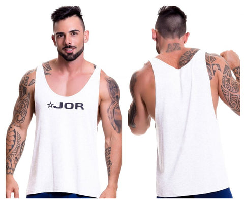 0517 Game Tank Top Color White