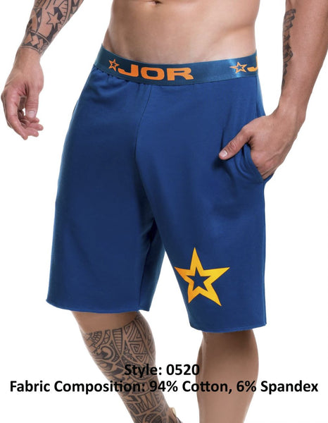 0520 Match Athletic Shorts Color Petrol