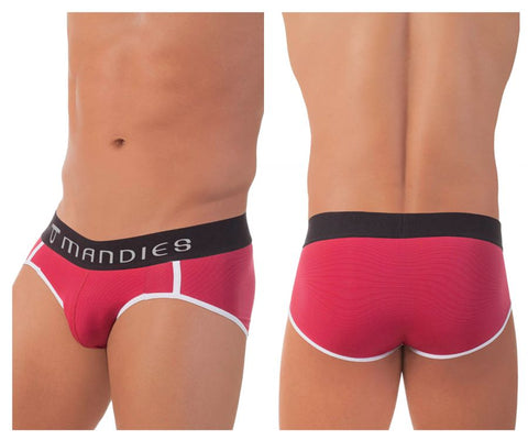 MDS007 Marco Polo Briefs Color Red