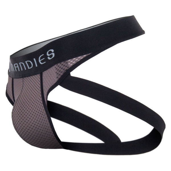 MDS009 Structure Jockstrap Color Gray