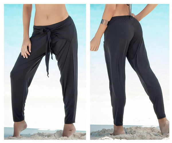 1864 Cover-Up Beach Pants Color Black