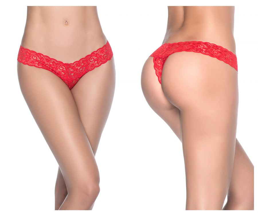 986dad7b2e4 94 Lace Thong Color Red – Prointimo