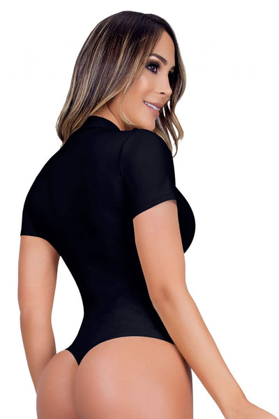 2120 Control Bodysuits Color Black