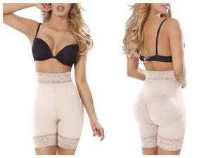 3017 waist-cincher Color Beige