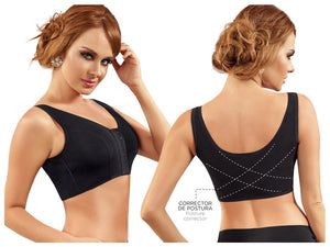 4005 Post-surgery Brassiere Color Black
