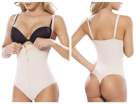 5003 Maximum control Body Shaper Color Nude