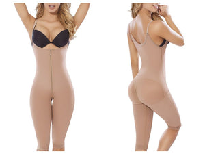5046 Push UP and Tummy control Shapewear Color Brown